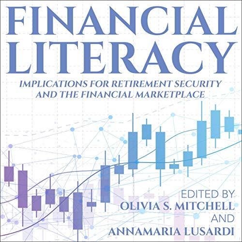 Financial Literacy audiobook cover art