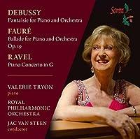 Debussy/Faure/Ravel
