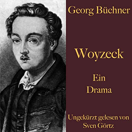 Woyzeck audiobook cover art