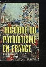 Histoire du patriotisme en france