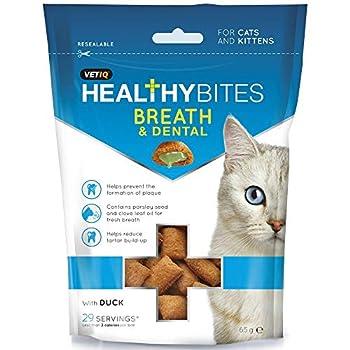 VetIQ friandises dents saines pour chat 65 g