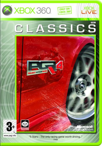 Project Gotham Racing 4 - Classics Edition [UK Import]