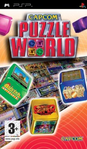 Puzzles Juegos Psp