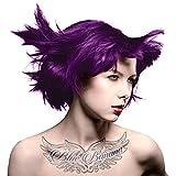 Manic Panic High Voltage Hair Dye – Vegan Hair Dye – Morado Night (Dark Purple) 118 ml by Manic Panic