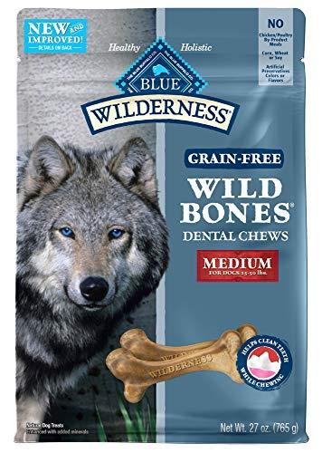 Blue Buffalo Dental Bones Recall