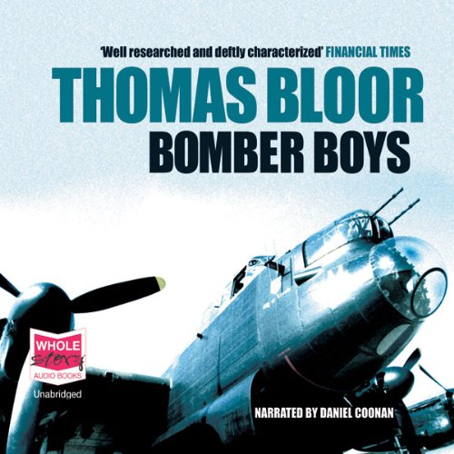 Bomber Boys cover art