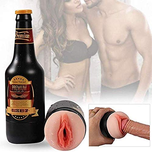 LYBSJ Delay Best Male Mǎsturbatǒr Cup,Vibration Mǎsturbation with Realistic Tight Vǎginǎ for Man Couples Gifts