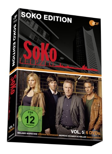 Vol. 5 - Soko Edition (6 DVDs)