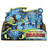 Dragons 6052269 - Movie Line - Dragon & Vikings - Sturmpfeil und Astrid (Solid), Actionfiguren...