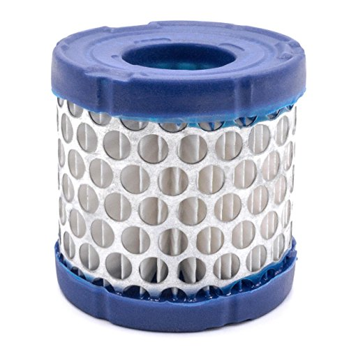 vhbw de rechange bleu pour tondeuse à gazon Briggs & Stratton moteurs de tondeuse à gazon avec 2-5ch 130000, 132000