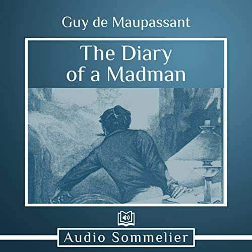 The Diary of a Madman audiobook cover art