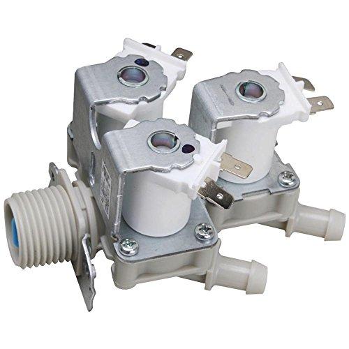 Cold water Washing Machine Water Valve, Compatible with LG and Kenmore Washer 5221ER1003A 5220FR2075L 5221ER1003C 5221ER1003A 5221ER1003D 5221ER1003F PD00025873 4322702 AP5986564