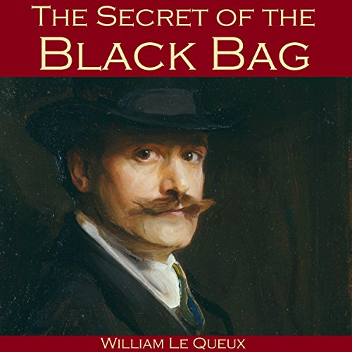 The Secret of the Black Bag cover art