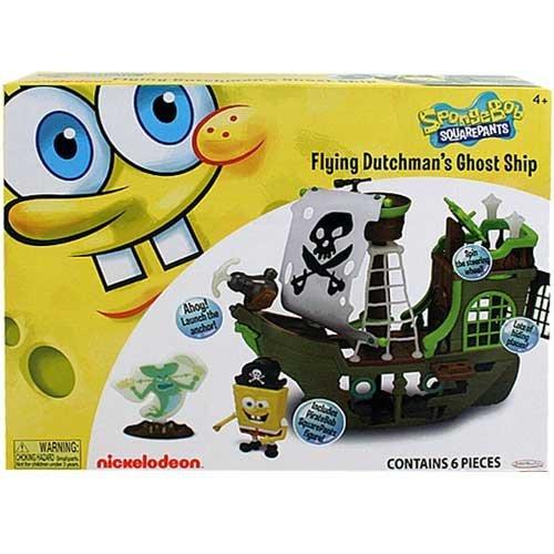 Spongebob Squarepants Flying Dutchman's Ghost Ship