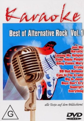 Best of Karaoke - Alternative Rock Vol. 01