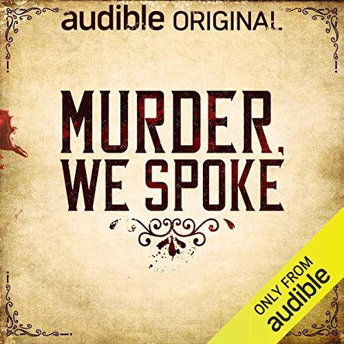 Murder, We Spoke Titelbild