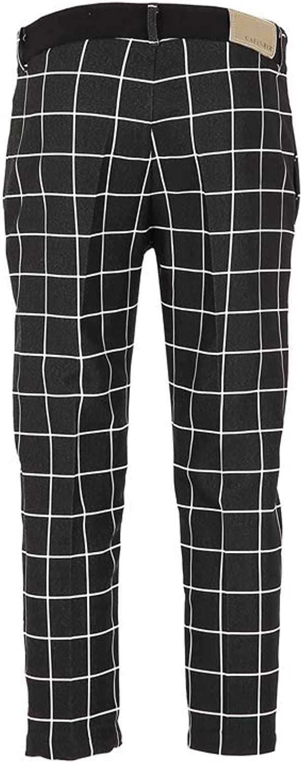 Cafè black LJP276 Relaxed Footwear Pants