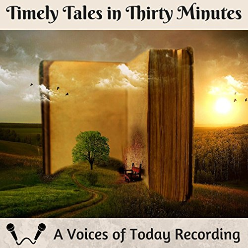 Timely Tales in Thirty Minutes audiobook cover art