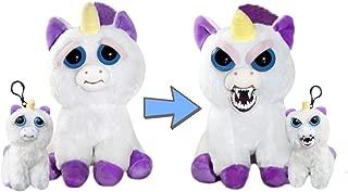 Feisty Pets Glenda Glitterpoop and Mini Unicorn Glenda Glitterpoop