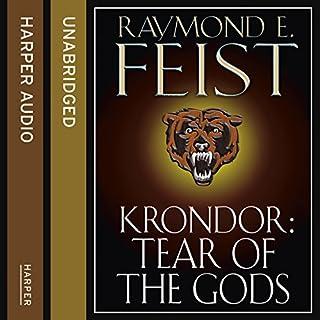 Krondor: Tear of the Gods cover art