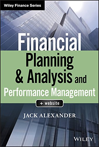 Financial Planning & Analysis and Performance Management (Wiley Finance) (English Edition)