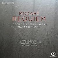 Mozart: Requiem [Carolyn Sampson, Marrianne Beste Kielland, Makato Sakurada, Masaaki Suzuki] [BIS: BIS2091] by Carolyn Sampson