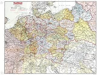 deutschland 1945 karte