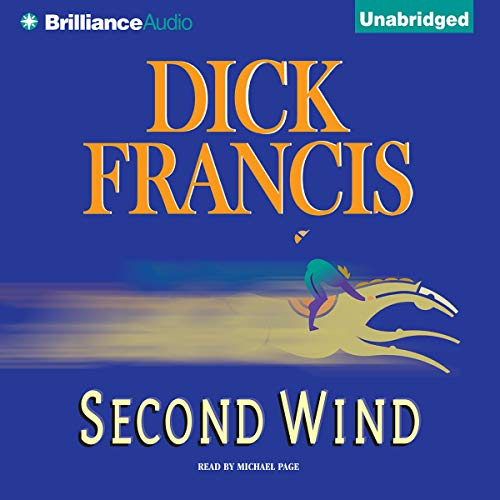 Second Wind Audiobook By Dick Francis cover art