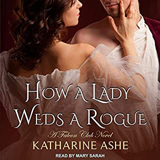 How a Lady Weds a Rogue cover art