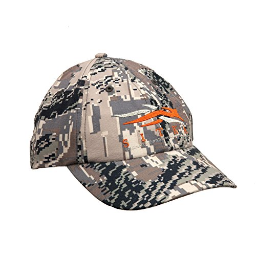 SITKA Gear Men's Sitka Quick-Dry Stretchy Hunting Ball Cap, Optifade Open Country, OSFA