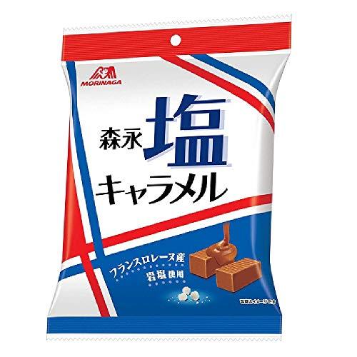 森永製菓『塩キャラメル袋』