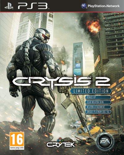 Crysis 2 - édition limitée [import anglais]