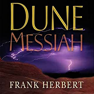 Page de couverture de Dune Messiah