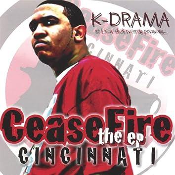Ceasefire Cincinnati: the Ep