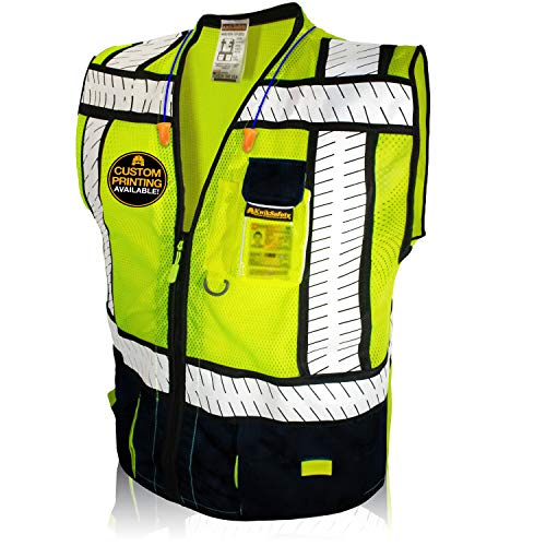 KwikSafety (Charlotte, NC) Construction Surveyor Vest
