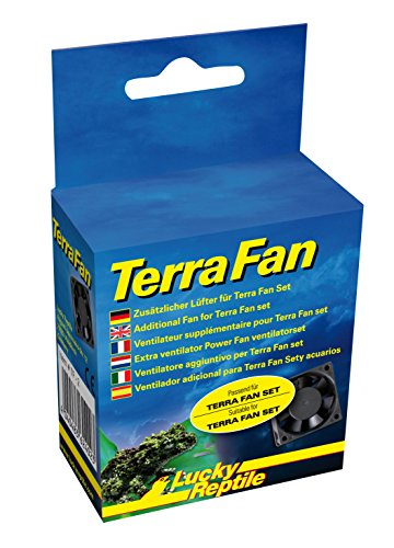Lucky Reptile TF-2 Terra Fan Erweiterungslüfter für Terra Fan Set