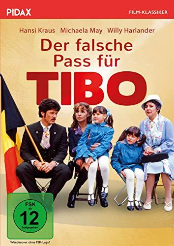 Der falsche Pass für Tibo / Packendes Filmdrama mit Starbesetzung (Pidax Film-Klassiker)