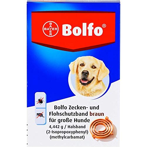Bolfo Flohschutzband braun Bild