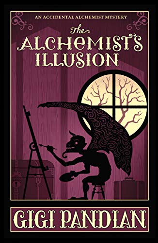Image of The Alchemist's Illusion (An Accidental Alchemist Mystery (4))
