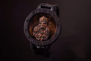 Viking Wooden Watch FREE SHIPPING engraving and customization