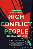 High Conflict People in Legal Disputes