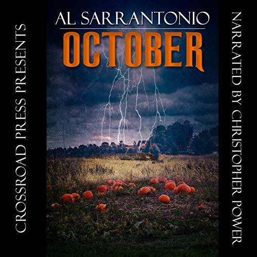 October Audiobook By Al Sarrantonio cover art