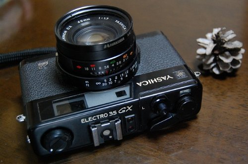 How to overhaul and repair Yashica electro 35 GX (English Edition)