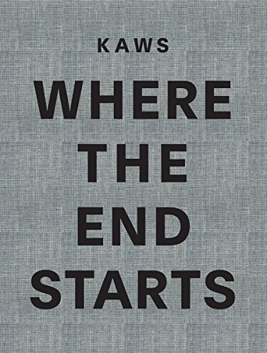 Price comparison product image KAWS: Where the End Starts