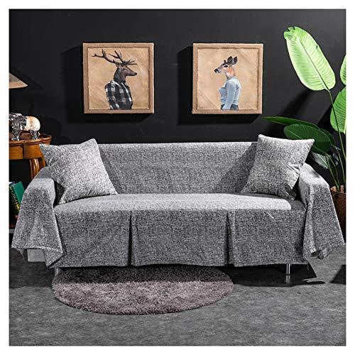 GELing Elástico 3 Cojín Sofá Cover Lavable Antideslizante Slipcovers para sillas y Sofás 1 Pieza,5,Fundas para Cojines
