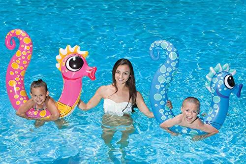 Poolmaster Swimming Pool Noodle Float, Seahorse, 2 P