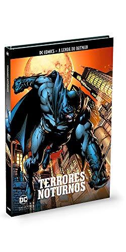 Terrores Noturnos - Coleção Lendas Do Batman