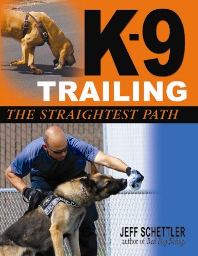 K-9 Trailing: The Straightest Path