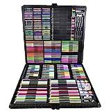 TYJKL Suproducción de artículos de Arte Adultos y niños Pintar marcadores Cepillo de Acuarela Pens Set Beginners para Libros para Colorear Adultos. (Color : Black, Size : Free Size)