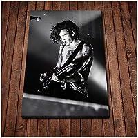 Qqwer Mattyhealyポスターアートキャンバス絵画壁アート写真ポスターとプリントリビングルームの装飾用-50X70Cmx1Pcs-フレームなし